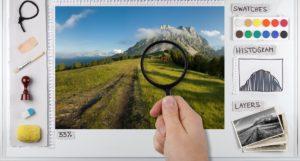 Tuto Photoshop : retoucher des images