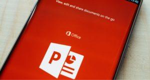 Image du logo de PowerPoint