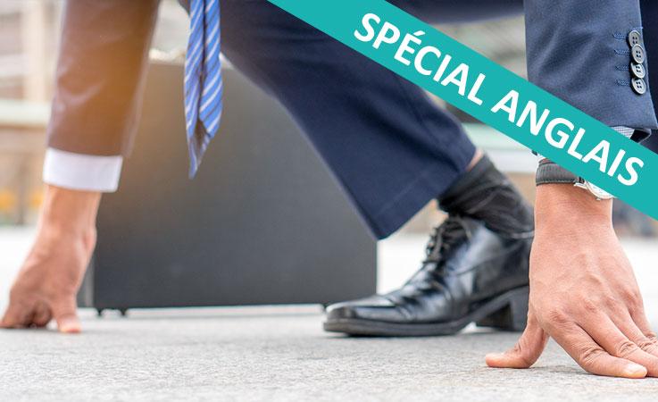 Nos packs business spécial anglais