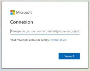 Se connecter à OneDrive