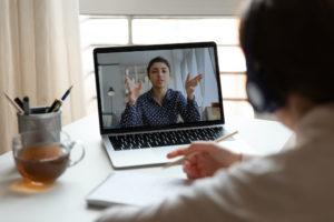 Formation à distance par classe virtuelle